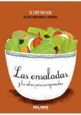ENSALADAS Y SALSAS PARA ACOMPAÑARLAS, EL CHEF EN CASA - 9788415322603 - MARISA TRIGO