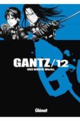GANTZ Nº 12 (2ª ED.) - 9788415830603 - HIROYA OKU