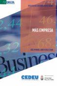MAS EMPRESA - 9788416383603 - JOSE MANUEL SANTA CRUZ CHAO