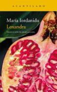 LOXANDRA - 9788417346003 - MARIA IORDANIDU