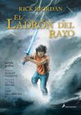 EL LADRÓN DEL RAYO: PERCY JACKSON Y LOS DIOSES DEL OLIMPO I - 9788498386103 - RICK RIORDAN