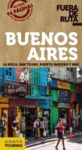 BUENOS AIRES 2014 (FUERA DE RUTA) - 9788499356303 - GABRIELA PAGELLA ROVEA