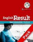 ENGLISH RESULT UPPER INTERMEDIATE WORKBOOK WITH KEY - 9780194305013 - VV.AA.