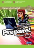 CAMBRIDGE ENGLISH PREPARE! 6 STUDENT S BOOK - 9780521180313 - VV.AA.