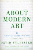about modern art (ebook)-david sylvester-9781446433713