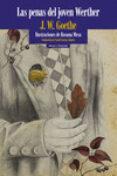 LAS PENAS DEL JOVEN WERTHER - 9788415601913 - JOHANN WOLFGANG VON GOETHE