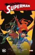 superman (vol. 02): las pruebas del superhijo-patrick gleason-peter tomasi-9788417827113