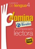 CUADERNOS DOMINA LENGUA 4 COMPERNSION LECTORA 2 - 9788421669013 - VV.AA.