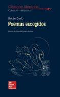 clásicos literarios - poemas escogidos-ruben dario-9788448614713