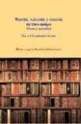 TASACION, VALORACION Y COMERCIO DEL LIBRO ANTIGUO (TEXTOS Y MATER IALES) - 9788477336013 - VV.AA.