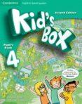 KID S BOX ESS 4 2ED PB - 9788490367513 - VV.AA.