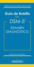 GUÍA DE BOLSILLO DEL DSM-5 EXAMEN DIAGNÓSTICO - 9788498358513 - VV.AA.