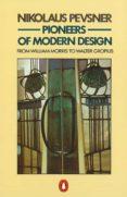 pioneers of modern design (ebook)-nikolaus pevsner-9780141932323