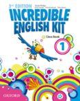 INCREDIBLE ENGLISH KIT 1 CB 3 ED - 9780194443623 - VV.AA.