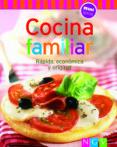 COCINA FAMILIAR  (MINILIBROS DE COCINA) (FSC) - 9783625005223 - VV.AA.