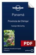Descargar libros electrónicos en archivo txt PANAMÁ 2_7. PROVINCIA DE CHIRIQUÍ