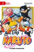 NARUTO Nº 2 (DE 72) (PDA) - 9788415821823 - MASASHI KISHIMOTO
