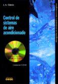 CONTROL DE SISTEMAS DE AIRE ACONDICIONADO - 9788432965623 - JUAN ANGEL GAMIZ CARO
