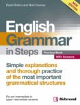 NEW ENGLISH GRAMMAR IN STEPS PRACTICE BOOK WITH ANSWERS - 9788466817523 - VV.AA.