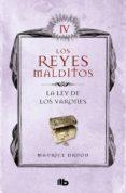 la ley de los varones (los reyes malditos 4) (ebook)-maurice druon-9788490197523