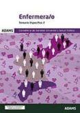 ENFERMERA/O DE LA CONSELLERIA DE SANIDAD UNIVERSAL Y SALUD PUBLICA: TEMARIO ESPECIFICO 2 - 9788491473923 - RAFAEL ESTRADA GIMENEZ