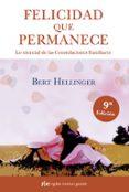 felicidad que permanece-bert hellinger-9788494479823