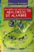 BISUTERIA CON CUENTAS Y ABALORIOS DE ALAMBRE - 9788495873323 - INGRID MORAS