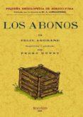 LOS ABONOS (FACSIMIL) - 9788497614023 - FELIX LEGRAND
