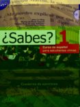 ¿SABES? 1 EJERCICIOS+CD - 9788497785723 - VV.AA.