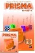 PRISMA PROGRESA B1 LIBRO DEL ALUMNO (INCLUYE CD) - 9788498480023 - VV.AA.