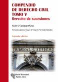 COMPENDIO DE DERECHO CIVIL. DERECHO DE SUCESIONES (VOL. 5) - 9788499612423 - XAVIER O CALLAGHAN MUÑOZ