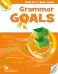 GRAMMAR GOALS: PUPIL´S BOOK PACK LEVEL 3 (MIXED MEDIA PRODUCT) - 9780230445833 - VV.AA.