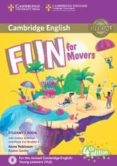 FUN FOR MOVERS STUDENT S BOOK WITH ONLINE ACTIVITIES WITH AUDIO AND HOME  FUN BOOKLET 4 480be6058f2