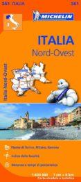 MAPA REGIONAL ITALIE NORD-OVEST - 9782067183933 - VV.AA.