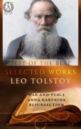 Audiolibros descargables gratis para iPod SELECTED WORKS OF LEO TOLSTOY (Literatura española) 9783962551933 de LEO TOLSTOY, CONSTANCE GARNETT iBook