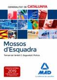 MOSSOS D ESQUADRA: TEMARI DE L´AMBIT C: SEGURETAT I POLICIA - 9788414217733 - VV.AA.