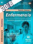 ENFERMERA/O DE OSAKIDETZA-SERVICIO VASCO DE SALUD: TEMARIO ( VOLUMEN 1) - 9788417439033 - VV.AA.