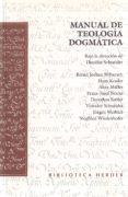MANUAL DE TEOLOGIA DOGMATICA - 9788425419133 - THEODOR SCHNEIDER