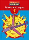 PENSAR EN LENGUA (1º ESO) - 9788429494433 - VV.AA.