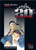 20TH CENTURY BOYS Nº 7 - 9788468472133 - NAOKI URASAWA