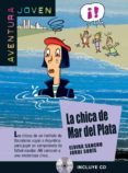 la chica del mar del plata. niveau 2 (+cd)-jordi suris-elvira sancho-9788484435433