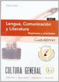 CUADERNO DE TRABAJO LENGUA, COMUNICACION Y LITERATURA. NIVEL II - 9788497329033 - ANDREA PASTOR
