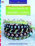 PULSERAS JUVENILES DE MACRAME Y CUENTAS - 9788498743333 - ELKE EDER