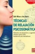 tecnicas de relajacion psicosomatica-colin wilson-amy brooks-9788499173733