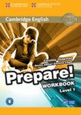 CAMBRIDGE ENGLISH PREPARE! 1 WORKBOOK WITH AUDIO - 9780521180443 - VV.AA.