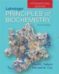 lehninger principles of biochemistry: international edition-david l. nelson-9781319108243