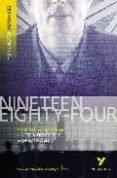 NINETEEN EIGHTY FOUR (YORK NOTES ADVANCED S.) - 9781405807043 - GEORGE ORWELL