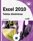 EXCEL 2010: TABLAS DINAMICAS - 9782746068643 - VV.AA.