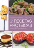 adelgaza sin hambre y con humor con mis recetas proteicas (ebook)-carmen albo-9788425350443