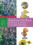 PLANTAS CON FLOR: CONOCER LAS VIVACES Y LOS MIXED-BORDERS - 9788430535743 - GABRIELLE WEBER